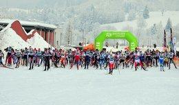 Skimarathon Saalfelden 03.+04.02.2018