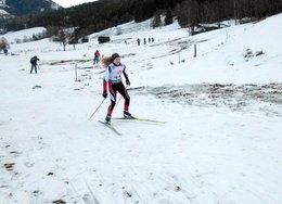 Biathlon Austriacup Elite Einzel am 1.2.2014