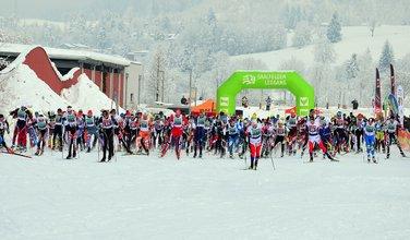 Skimarathon Saalfelden
